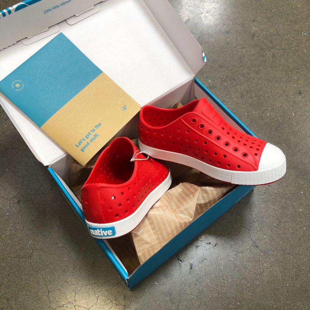 sam's club native shoes