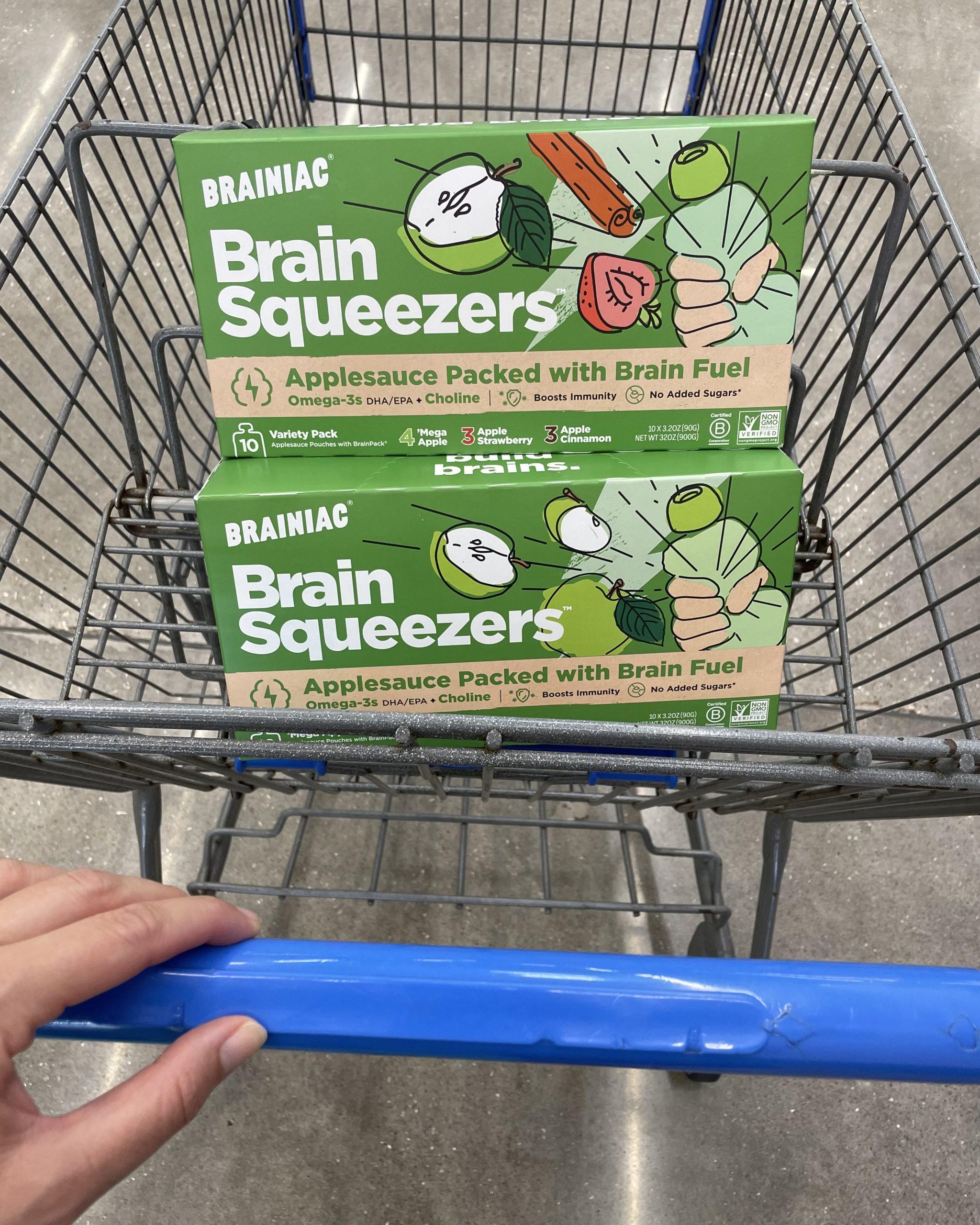 Brainiac® Brain-Fueling Snacks