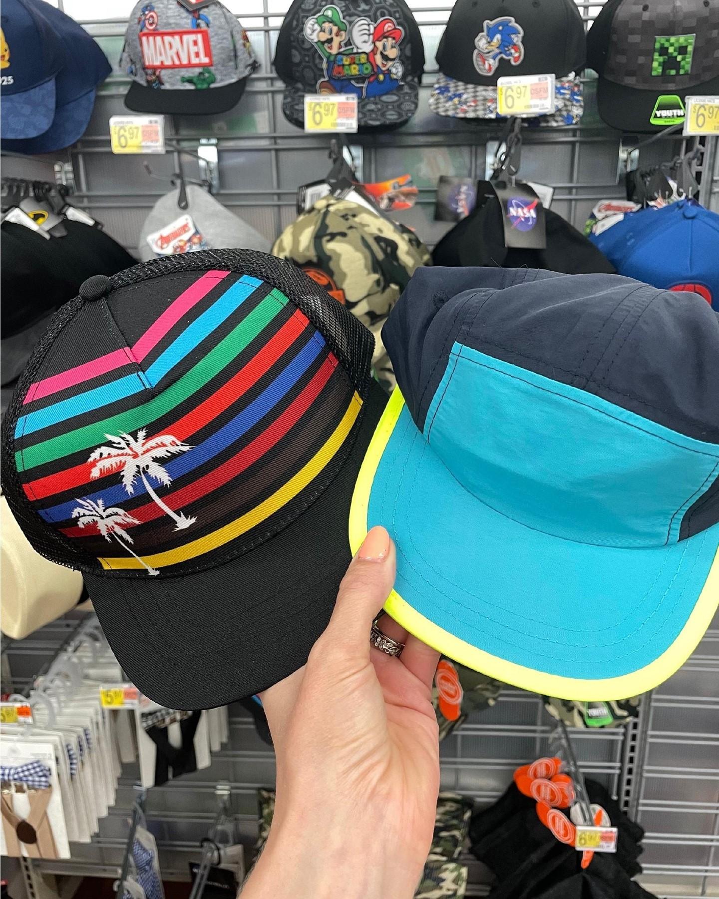 Cool Wonder Nation Hats