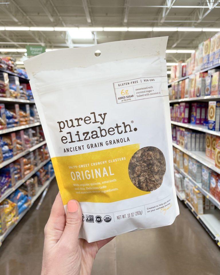 Purely Elizabeth Ancient Grain Granola