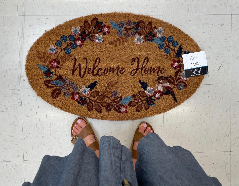 18 x 30 Welcome Home Doormat