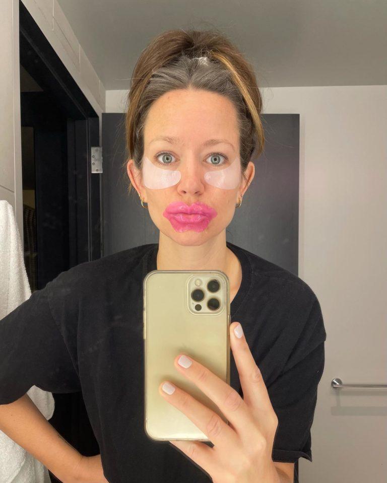 BioRepublic Eye & Lip Masks