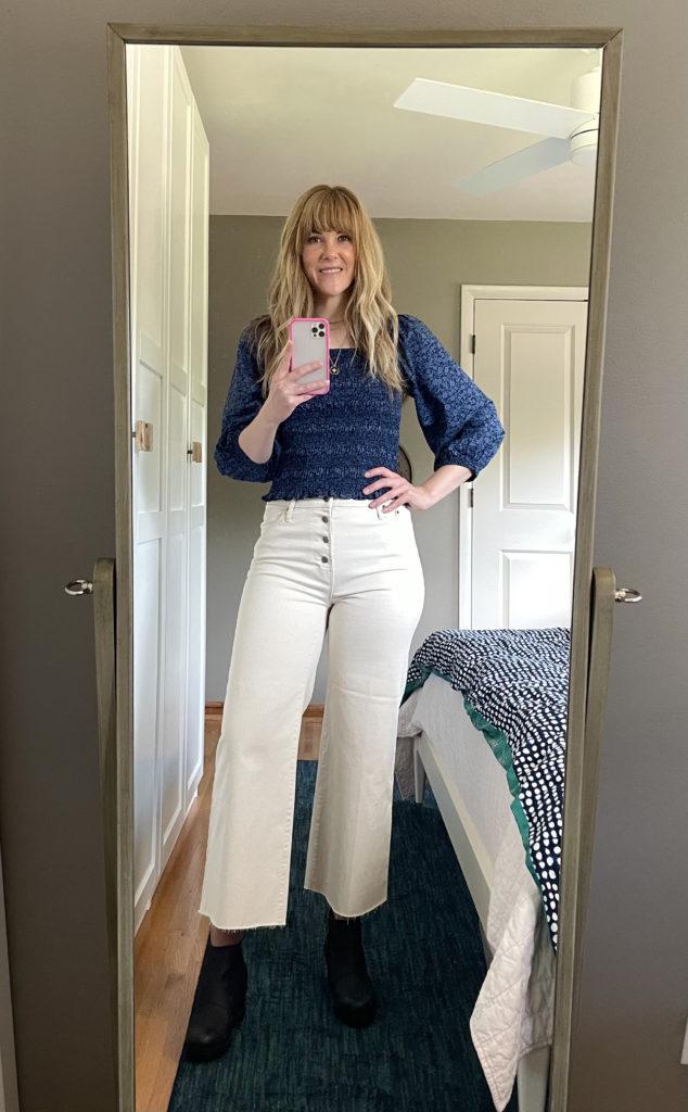 Amanda's fall outfit