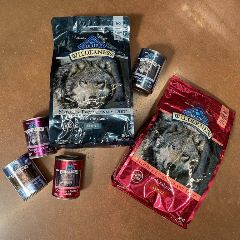 Blue Wilderness High Protein Dog Food