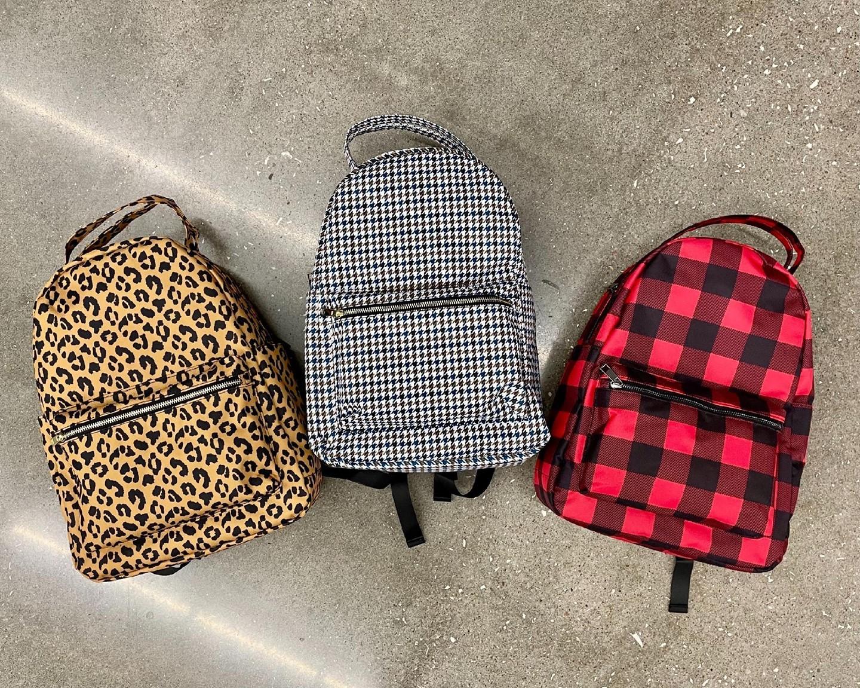 No Boundaries Dome Backpack