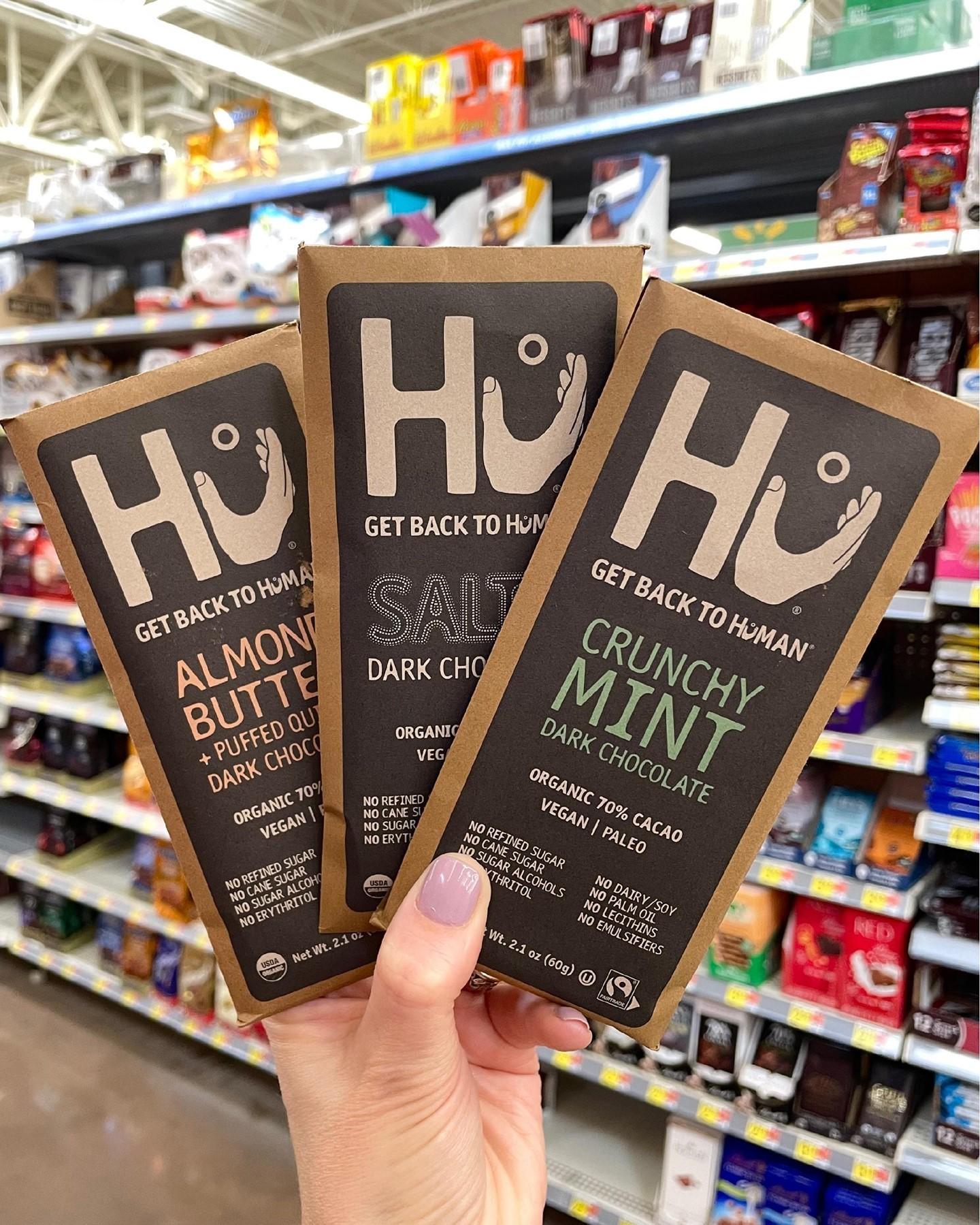 Hu Chocolate Bars