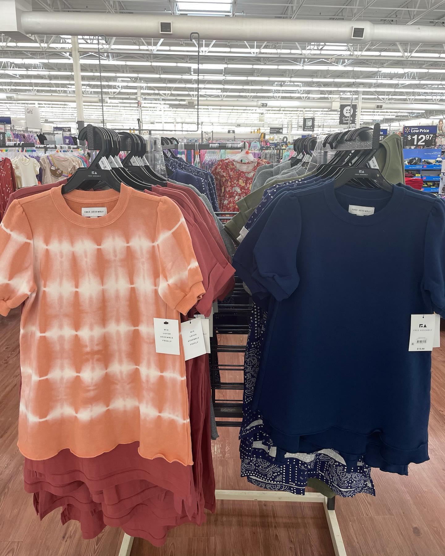 Terracotta Short Sleeve Sweatshirt Dress