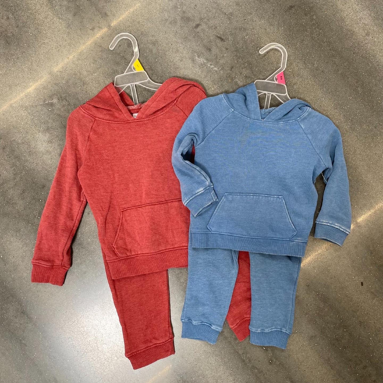 Toddler Matching Sweatshirt & Pants